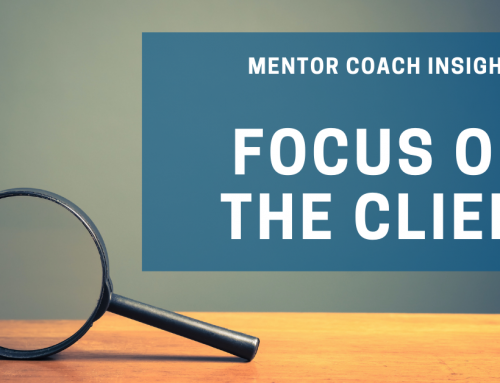 Focus on the Client